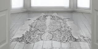 persian cowhide rug mineheart persian cowhide rug