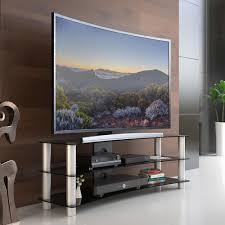 Lg Glass Tv Design Universal Glass Tv Stand For 24 35 40 42 Up To 46 Inch