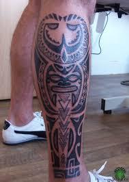 тату чёрный трайбл на ноге Tattoo тату маори тату эскизы и