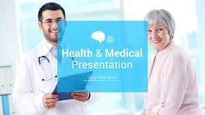 Medical Presentations Presentations Template Medical And Health Presentation Template