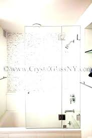 remarkable glass shower doors for bathtub half glass shower door for bathtub glass shower doors over tub half glass tub enclosure custom half glass shower