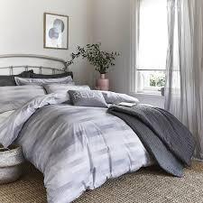 bianca cotton soft stripe cotton check grey