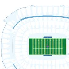 Uk Football Stadium Seating Chart M T Bank Stadium Interactive Football Seating Chart