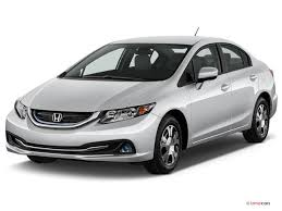 honda civic hybrid car