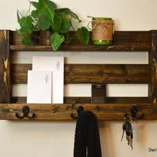 Hat And Coat Rack With Shelf Best Wood Coat Rack With Shelf Products on Wanelo 66