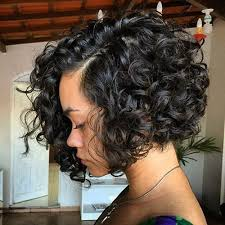 Hairstyles For Naturally Curly Hair 64 Wonderful 24 Different Versions Of Curly Bob Hairstyle Pinterest Curly Bob