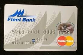 Apply for one of ebay credit card alternatives to get awesome rewards. Fleet Bank Mastercard Exp 95 Free Shipping Cc346 Credit Card Ebay