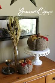 Fall Kitchen Decorating Grassroot Elegance Fall Decor For A Simple Home On A Budget