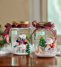 Mason Jar Decorating Ideas For Christmas 60 Christmas DIY Ideas Recycle the Mason Jars at Home 41