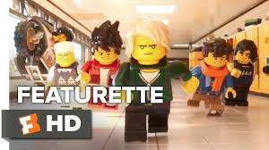 The LEGO Ninjago Movie - Featurette - Kicks & Bricks - YouTube