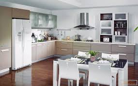 Küche Esszimmer Wohnzimmer Design In Einem Privaten Haus