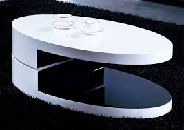 Italian Design Coffee Tables 25 Elegant Oval Coffee Table Designs Made Of Glass And Wood Home