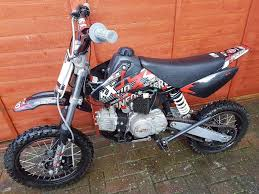 110cc pit bike pitbike like new fast dirt bike scrambler