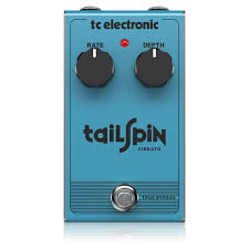 <b>Педаль эффектов</b> для гитары <b>TC</b> Electronic Tailspin Vibrato ...