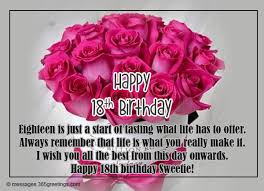 18th Birthday Quotes Stunning 48th Birthday Wishes Messages And Greetings 48greetings