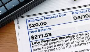 Minimum Credit Card Payment Minimum Credit Card Payments Breaking Down The Numbers
