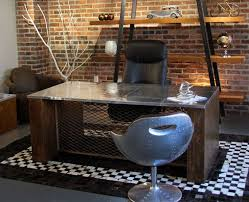 repurposed office furniture. urbanindustrial office furniture including vintage inspired desks urban seating options repurposed industrial style tables rugs and storage