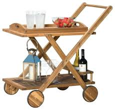 kadence solid wood natural stained kitchen serving cart outdoor serving cart outdoor serving cart ikea