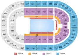 Times Union Center Seating Chart Albany