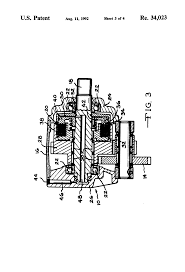 patent usre power takeoff speed control assembly google patent drawing