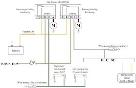 camaro iroc z 1989 picture galleri dual fans and fan manual switch diagram · fan relay diagram