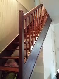 Rampe Escalier Moderne Frais Agr Able Rampe Escalier Bois