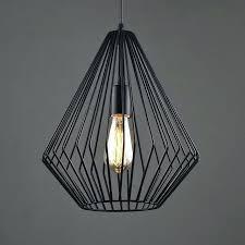 retro style black metal basket cage ceiling pendant light shade black iron lantern pendant light lightning mcqueen