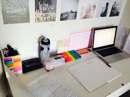 desk inspiration tumblr.  Inspiration Motivation Notes Study Inspiration Tidy Desk With Desk Inspiration Tumblr