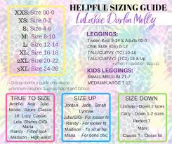 Jordan Size Chart Lularoe Best Picture Of Chart Anyimage Org