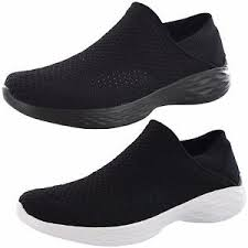 skechers you shoes. image is loading womens-you-by-skechers-go-walk-4-14951- skechers you shoes s