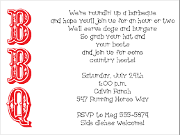 welcome party invitation wording bbq invitation wording southernsoulblog com