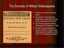 shakespeare sonnet essay sparknotes shakespeare s sonnets