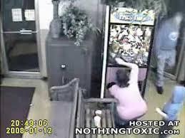 Stuffed Animal Vending Machine Amazing Little Girl Climbs In Vending Machine For Stuffed Animal YouTube