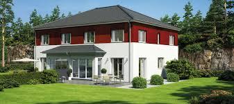 Fertighaus Doppelhaus 139 Hanse Haus