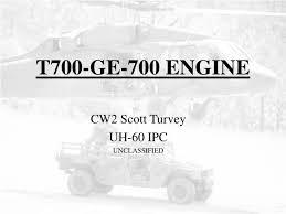 PPT - T700-GE-700 ENGINE PowerPoint Presentation - ID:6596151