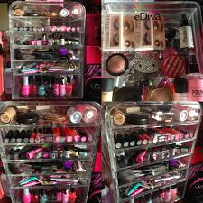 i love it so much and thank you ediva for making the best acrylic beauty organizer out there for the makeup xoxo sylvia nauth