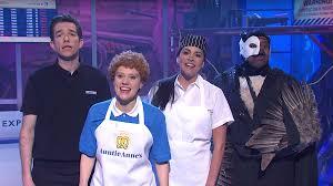 SNL Lobster Diner trilogy concludes ...