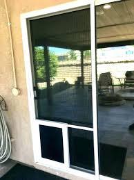 door with cat door built in pet door installation pet door for sliding glass door screen