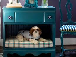 how to turn a dresser into a pet bed and nightstand how tos diy pertaining to dog bed dresser with stairs