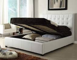 modern king size platform bed — new decoration  best contemporary