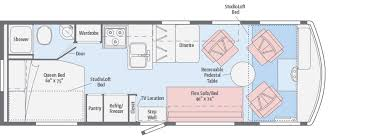 >brave floorplans winnebago rvs