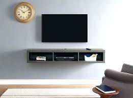 hanging tv shelf shelves for wall mount shelf for under wall mounted design decoration under wall