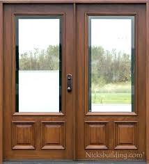 wooden and glass front doors wood front door designs wood entry doors with glass exterior front