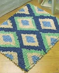 Details About Hooked On A Look Latch Hook Rug Patterns