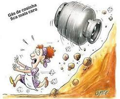 Resultado de imagem para GÁS DE COZINHA VAI FICAR MAIS CARO