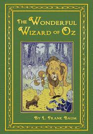 wizard of oz personalized novel