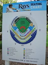 Tropicana Field Seating Chart View St Pete Forum Seat Chart Devil Rays Stadium Seating Chart