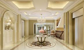House foyer ceiling design