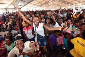 South Africa to invest in its youth