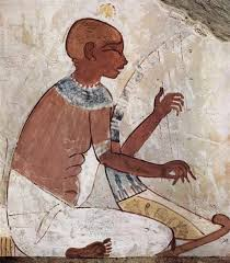 Ancient egyptian music about pyramids, pharaohs, dark tombs, and other things related to egypt.🧞 if you like this egyptian music compilation, you'll love th. A Mural Of A Blind Musician Playing A Harp From The Tomb Of The Ancient Egyptian Scribe Called Nakht C 1400 C 1390 Bc Ancient Egypt Wikiart Org